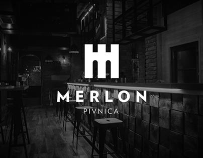 Merlon Pub - Branding & Identity