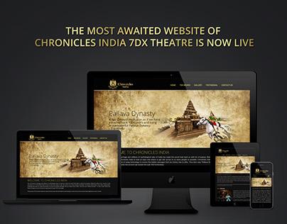 Chronicles India 7DX Theatre