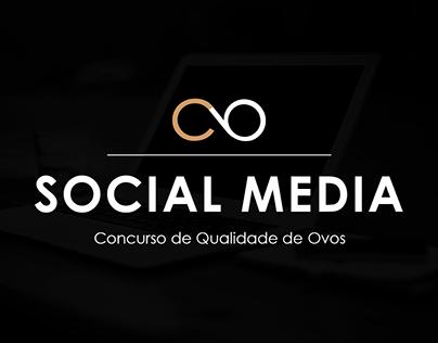 Social Media | Concurso de Qualidade de Ovos