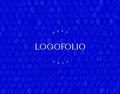 Logofolio 2005 - 2015