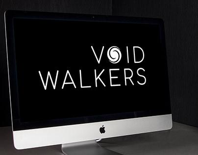 Void Walkers - IT Company Logo Design
