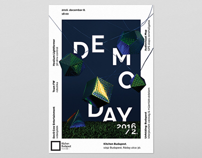 DEMO DAY 2016/2.