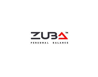 Логотипдля фитнес-клубов Zuba домашнего типа.