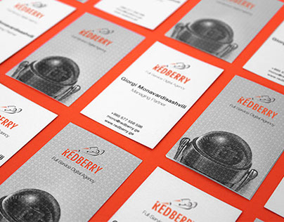 Redberry Business Cards
