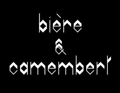 BIÈRE & CAMEMBERT