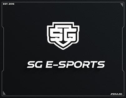 SG E-sports Social Media