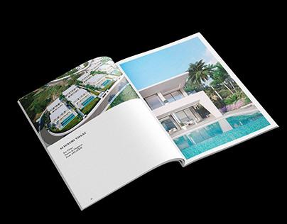 Catálogo para inmobiliaria