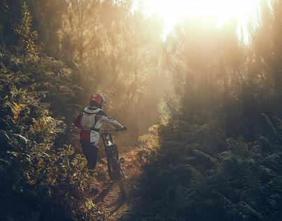 Mountain Biking – Lousã, Portugal