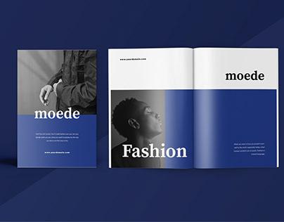 Moede Fashion Lookbook Catalogue