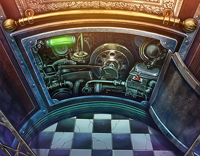 Art for Reflections of Life HOPA game