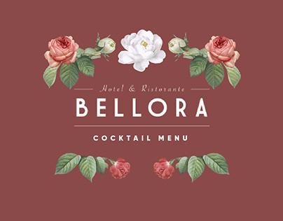 Bellora Hotel & restaurant menu