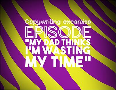 Copywriting excercise