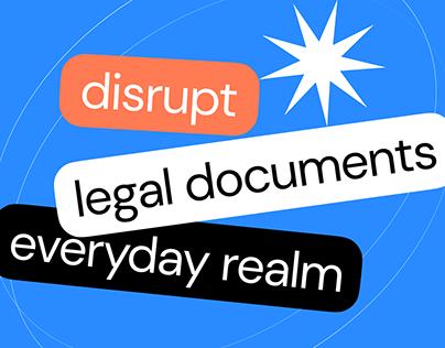 Amplify - AI Document Simplifier App Design