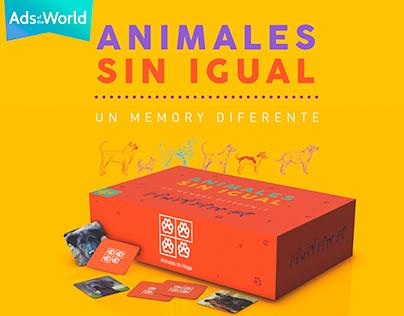 Animales sin igual - ASH