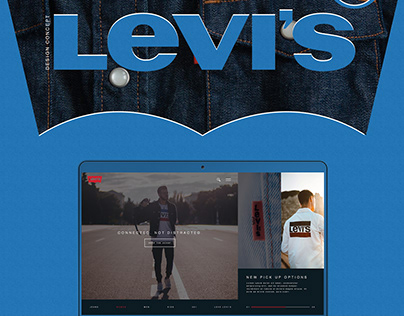 Levi's design concept