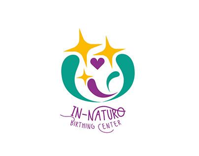 In-Naturo Birthing Center - Healthcare Logo
