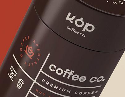 Kop I - Coffee Co. Coffee Shop