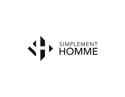 Simplement HOMME - Parfum / Branding