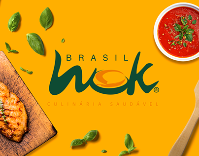 Social Media - Brasil Wok