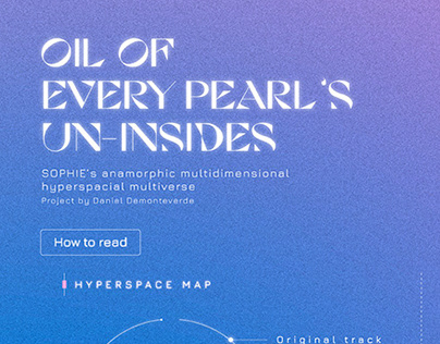 OIL OF EVERY PEARL'S UN-INSIDES / SOPHIE'S HYPERSPACE