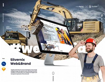 Silvernix - Branding and Web