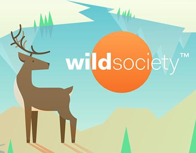 Wild Society app
