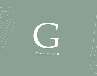 branding Green tea