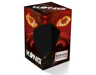 Kong Fat Burner Concept Packaging