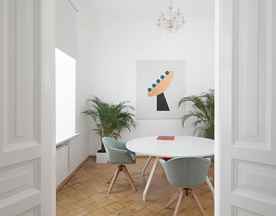 159 Foundation Office, interior photography