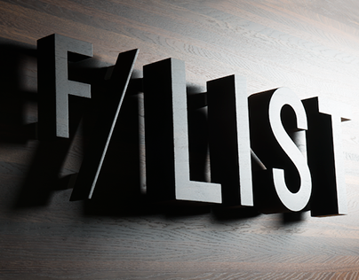 F/LIST - Branding