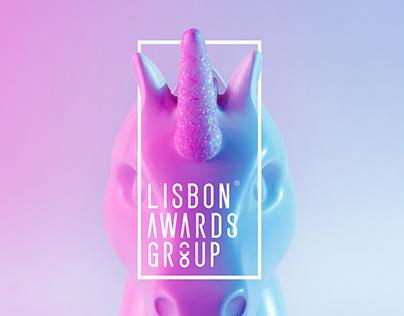 Lisbon Awards Group Branding