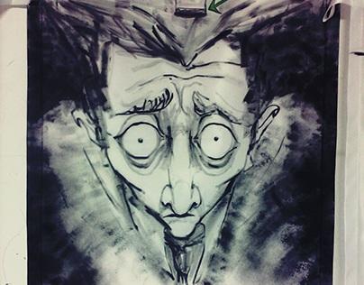 Mrtvac\ The Dead man story by Hajrudin Ramadan