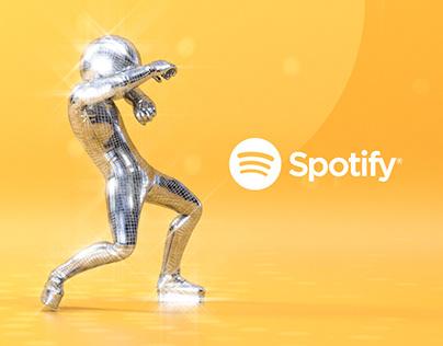SPOTIFY DANCE