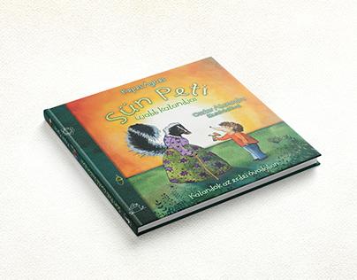 Sün Peti 2. – children's book design