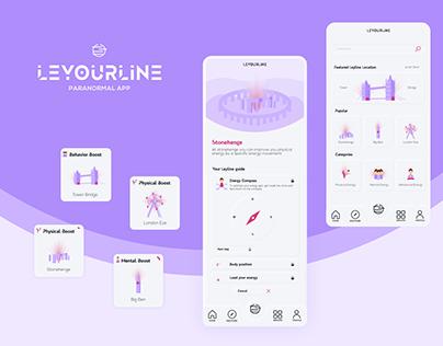 Leyourline - Paranormal App