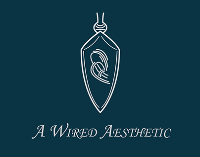A Wired Aesthetic Logo Design