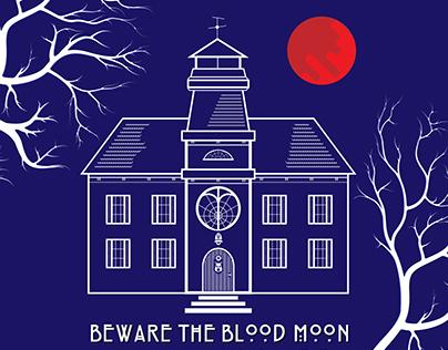 Blood Moon Halloween AHS
