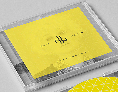 Naif Herin - Metamorfosi Artwork Cd