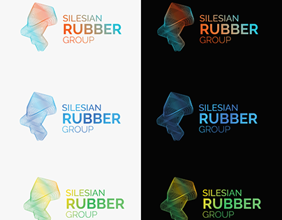 Silesian Rubber Group - Logo and Visual ID