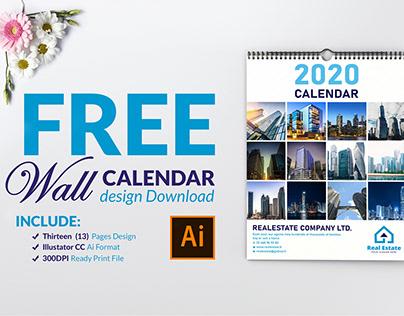 Free Calendar Design Template Download