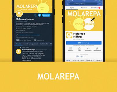RRSS Molarepa