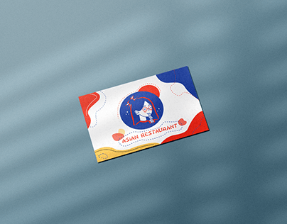 Business card and CV design