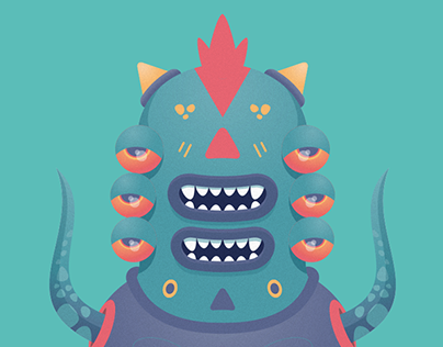 Cute Monster Pack 2