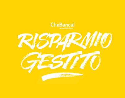 CheBanca - Risparmio Gestito