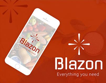 Blazon - Food Delivery App