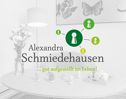 CORPORATE RE-DESIGN Alexandra Schmiedehausen