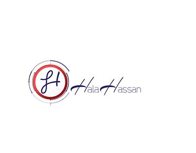 Hala Hassan Logo