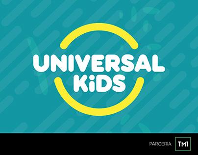 Universal Kids CCXP 2019