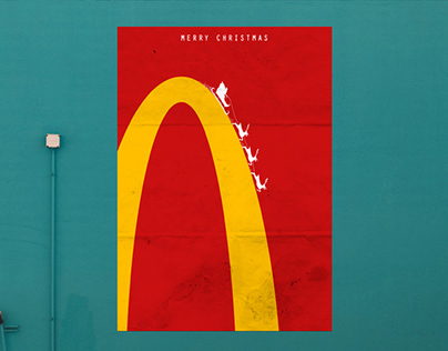 Merry Christmas! |(Unofficial McDonald's Ad)