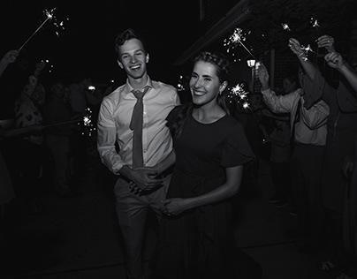 Morgan + Nate Wedding